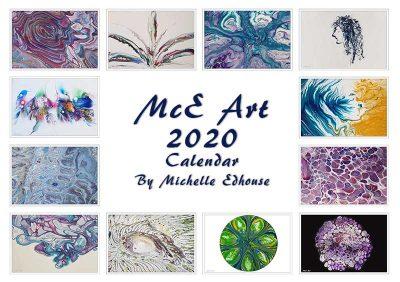 McE Art Calendar 2020